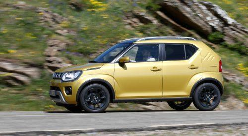 Suzuki Ignis y Swift Sport, ahora microhíbridos con etiqueta ECO