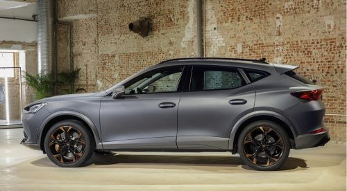 Así es el Cupra Formentor, el SUV más potente fabricado nunca en España