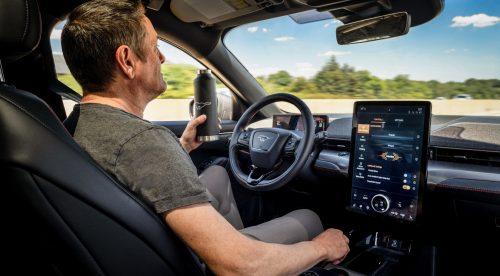 El Mustang Mach-E se podrá conducir sin manos