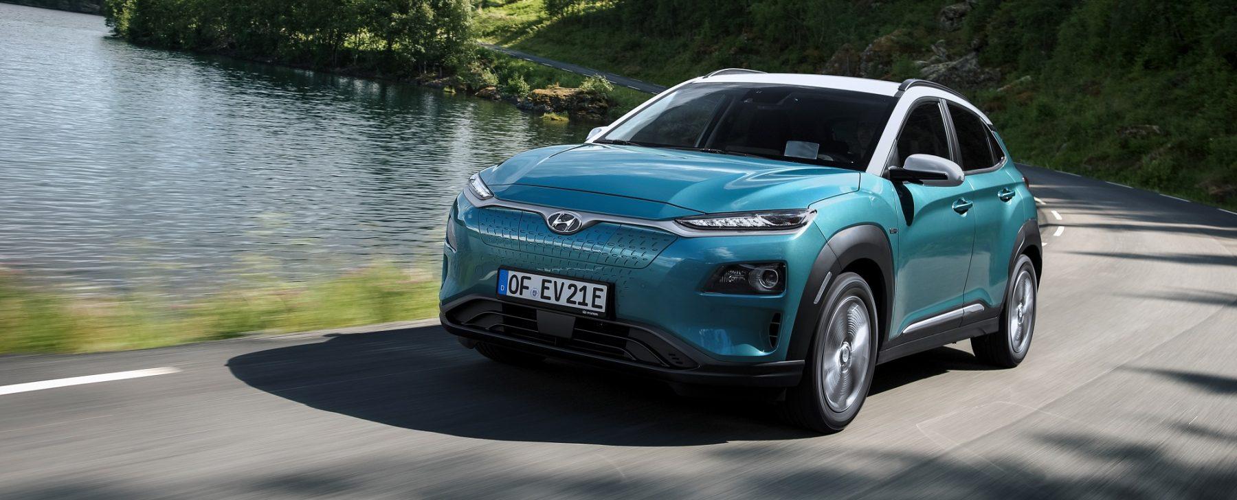 Hyundai coches electricos