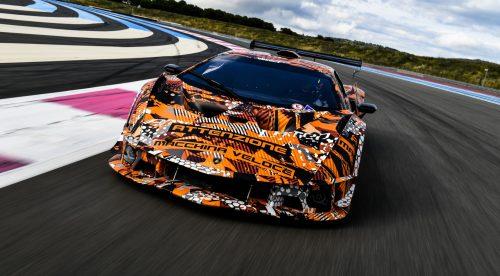 Un Lamborghini para los que sueñan con ser pilotos