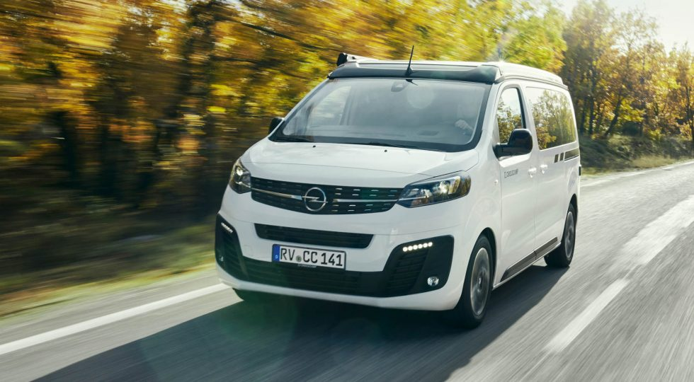 Opel Crosscamp Life