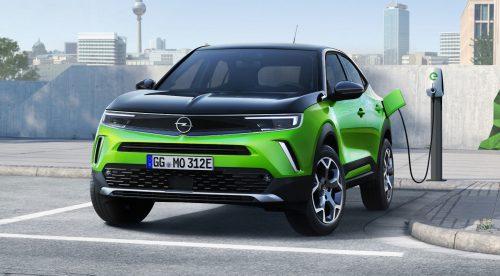El nuevo Opel Mokka es eléctrico y tiene 322 kilómetros de autonomía