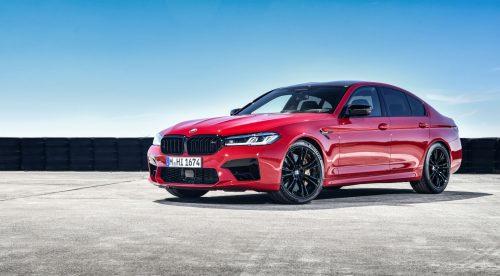 El BMW M5 mantiene la potencia, pero refuerza la deportividad