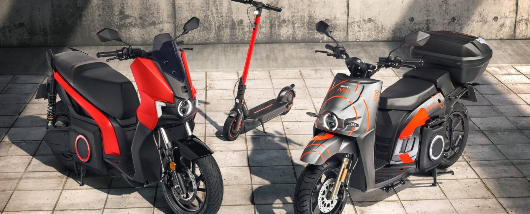 Moto electrica Seat