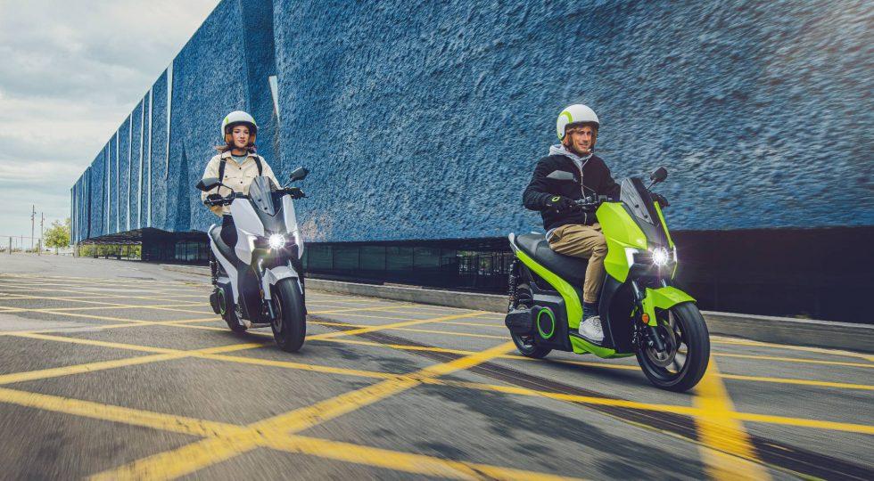 Las motos eléctricas con ayudas a la compra del Plan Moves