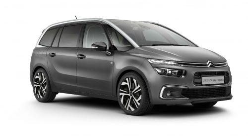 Citroën presenta la edición más cómoda de su gran monovolumen