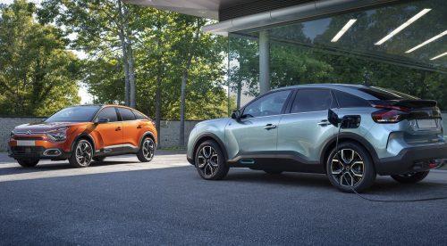 El Citroën C4 se convierte en un SUV eléctrico
