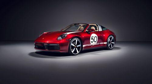 Porsche 911 Targa Heritage Design Edition, regreso al pasado
