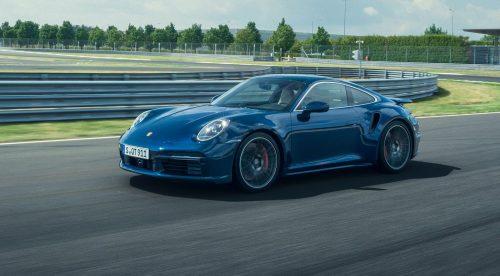 La versión Turbo del Porsche 911 alcanza los 580 CV