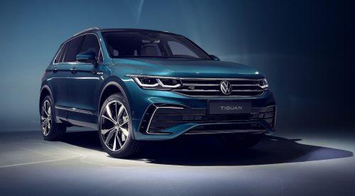 El Volkswagen Tiguan estrena una versión híbrida enchufable