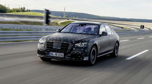 El nuevo Mercedes Clase S llegará cargado de tecnología