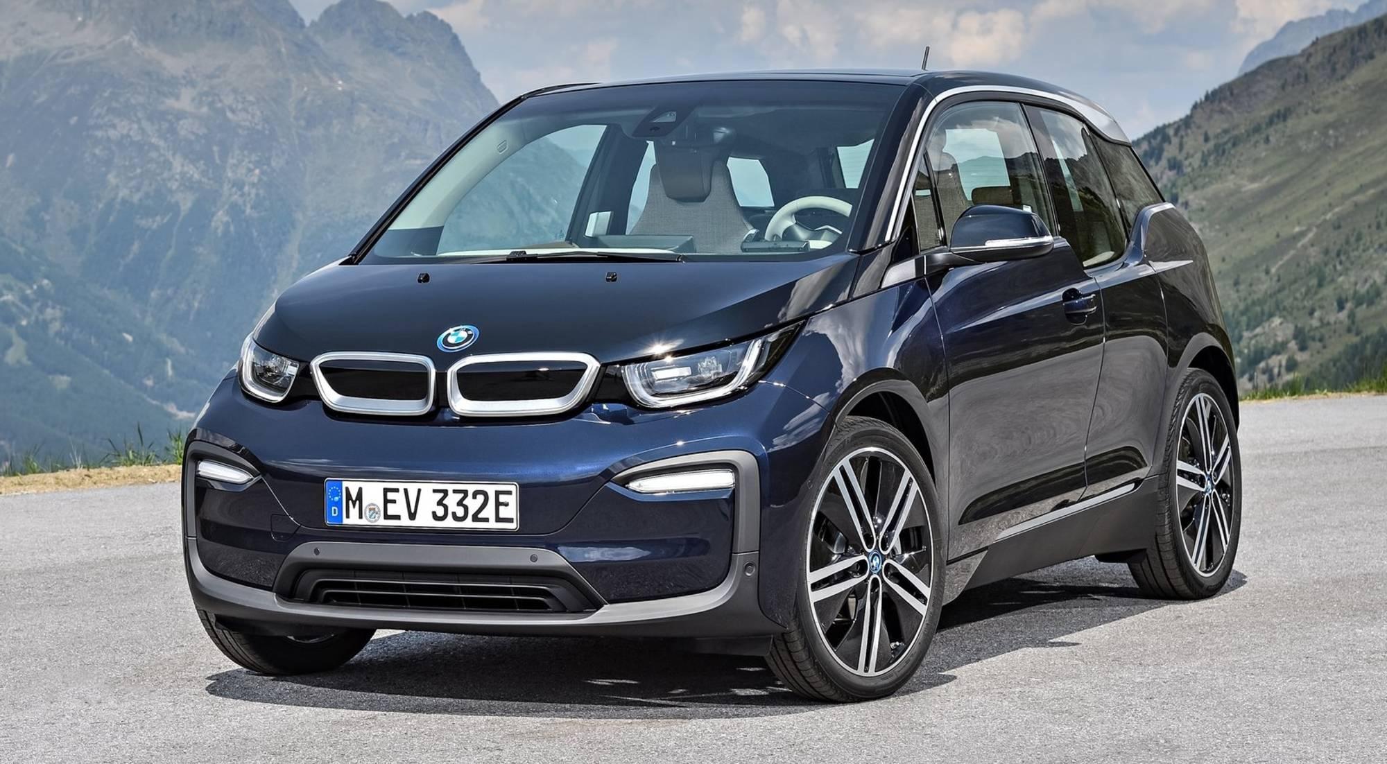 21 coches eléctricos con descuentos de hasta 10.000 euros
