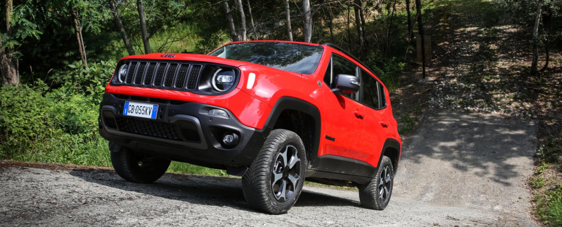 Renegade y Compass 4xe, al volante de los primeros Jeep 'verdes'