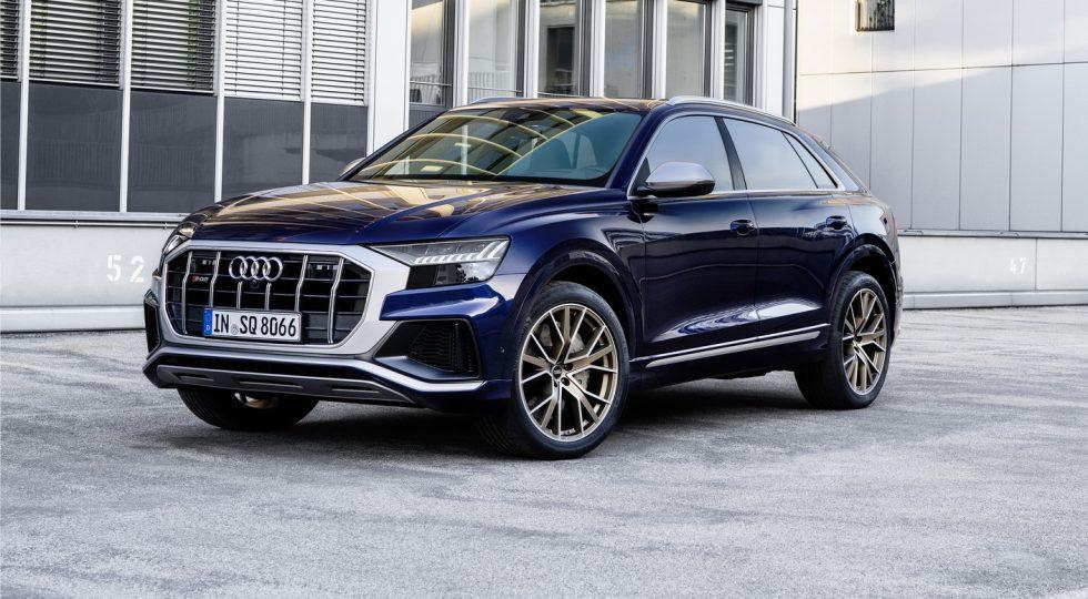 Audi SQ7 y SQ8