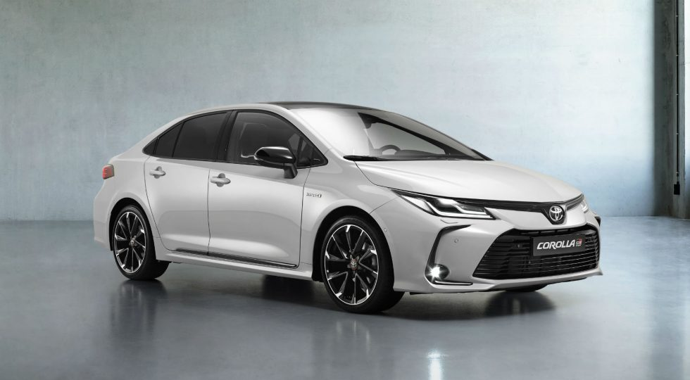 Toyota Corolla Sedán GR-Sport
