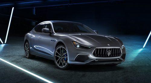 Los 330 CV del primer Maserati con etiqueta ECO