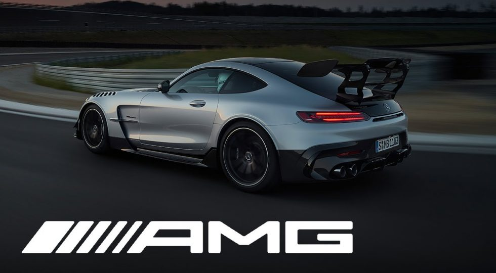 Mercedes-AMG GT R Black Series