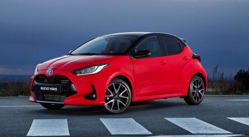 El renovado Toyota Yaris ya está a la venta desde 18.650 euros