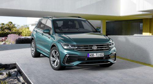 El renovado VW Tiguan, a la venta desde 30.700 euros