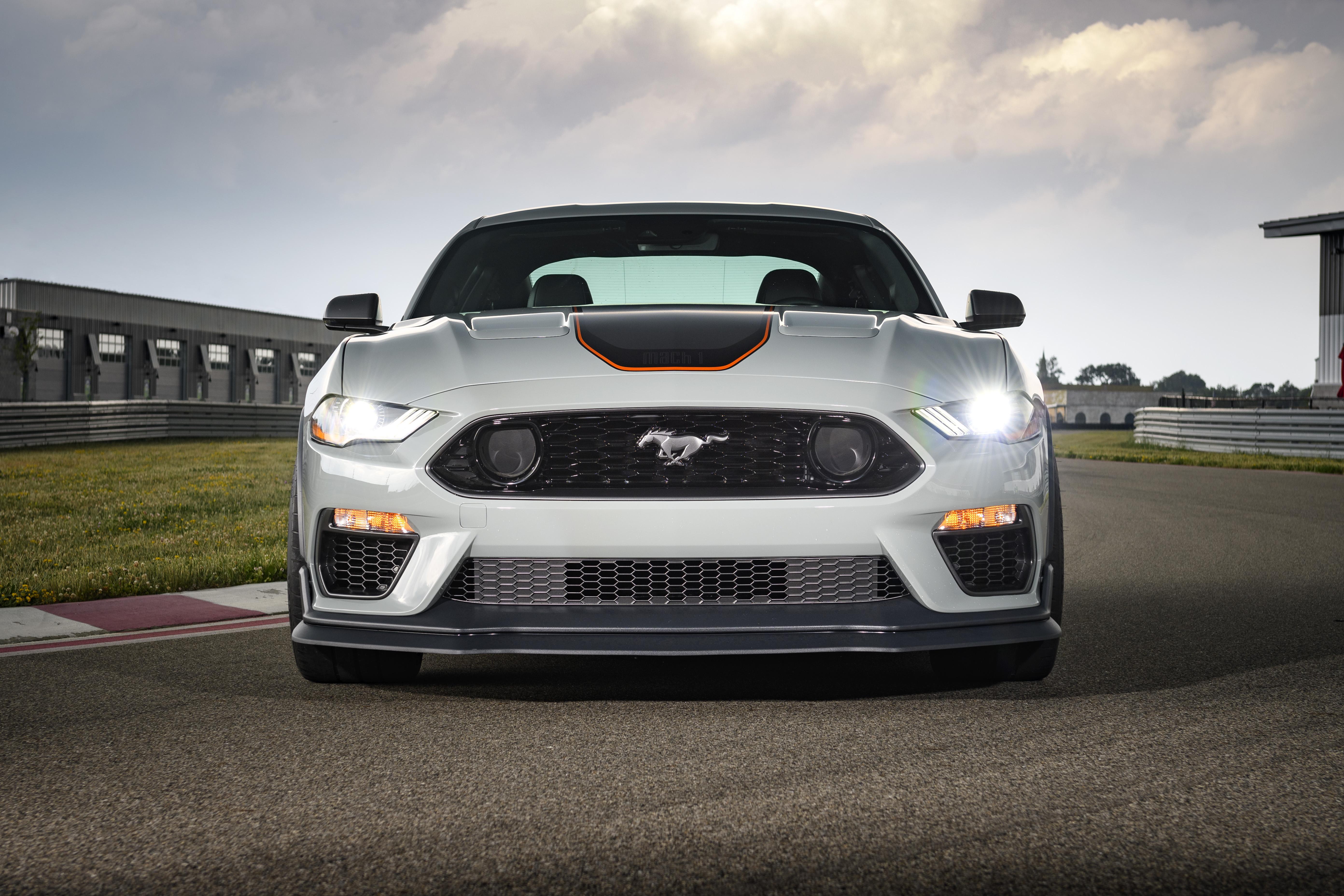 2021 Mustang Mach Ratings
