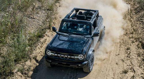Así es el nuevo Ford Bronco en detalle