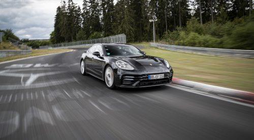El récord del Porsche Panamera en Nürburgring, visto desde dentro