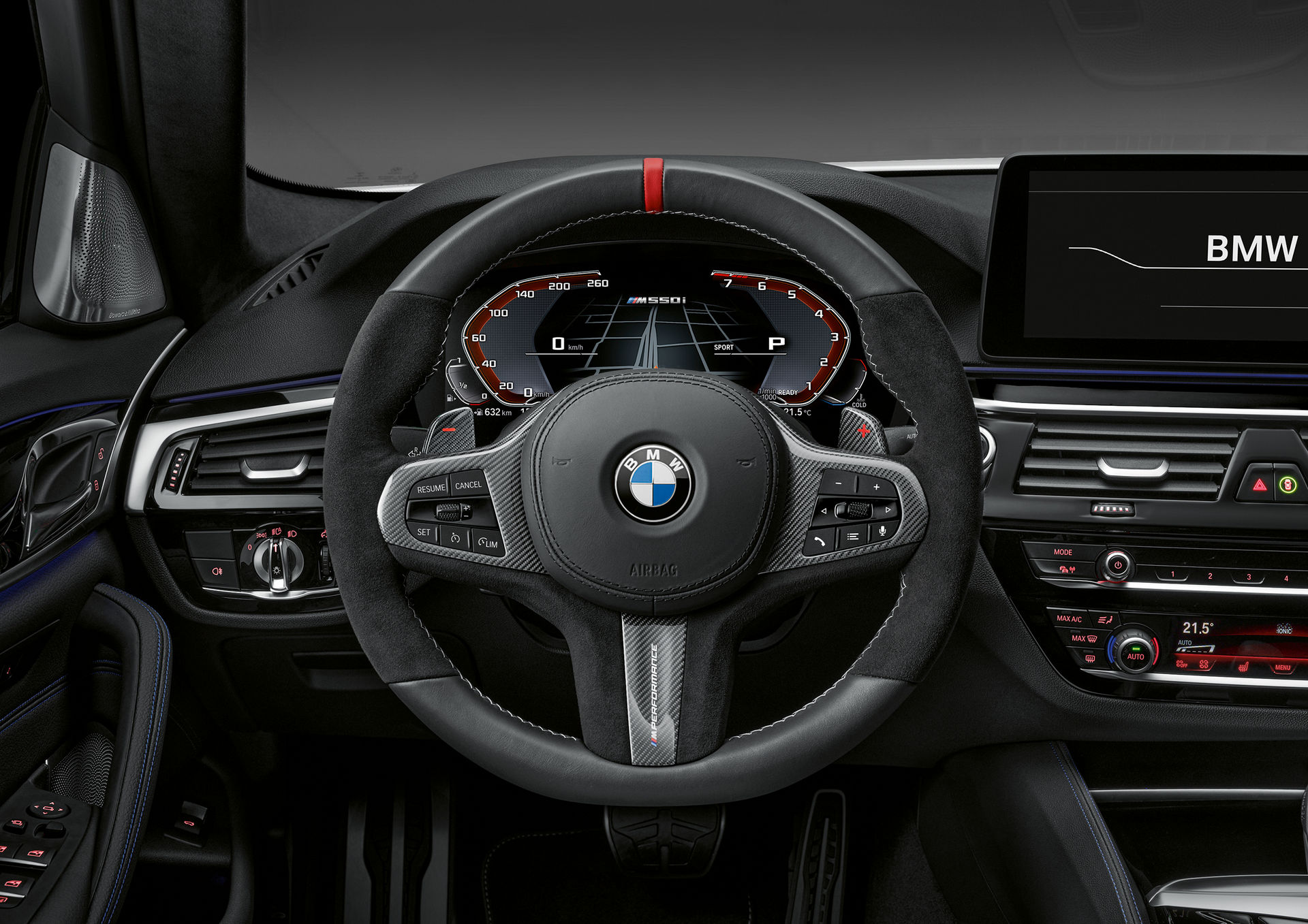 BMW Serie 5 M Performance Parts