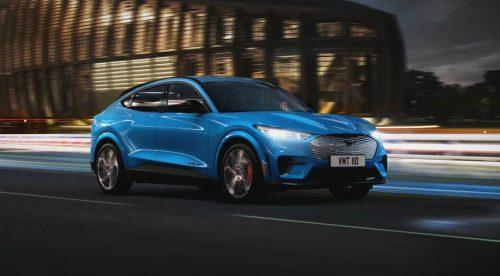 El esperado Mustang eléctrico ya puede comprarse en España