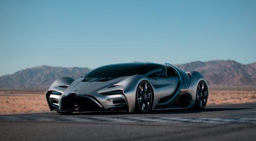 El superdeportivo de hidrógeno con 1.635 kilómetros de autonomía