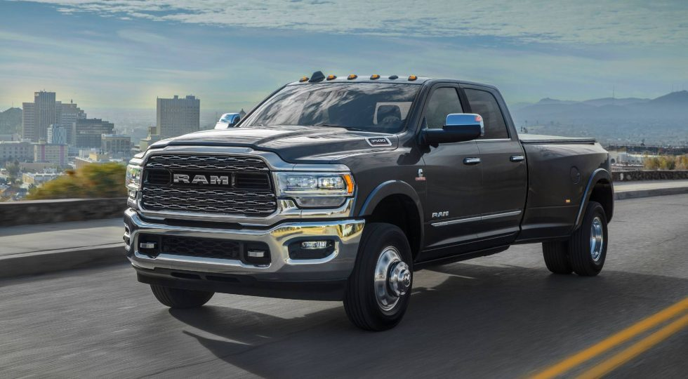 RAM Pick up