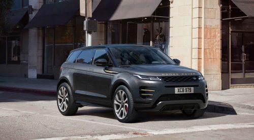 El Range Rover Evoque gana sofisticación
