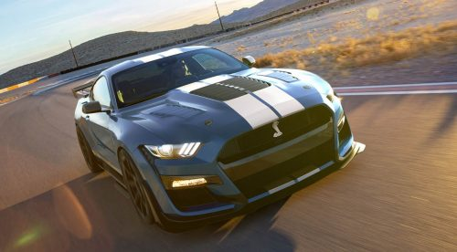 La nueva edición especial del Shelby Mustang GT500 llega a los 811 CV