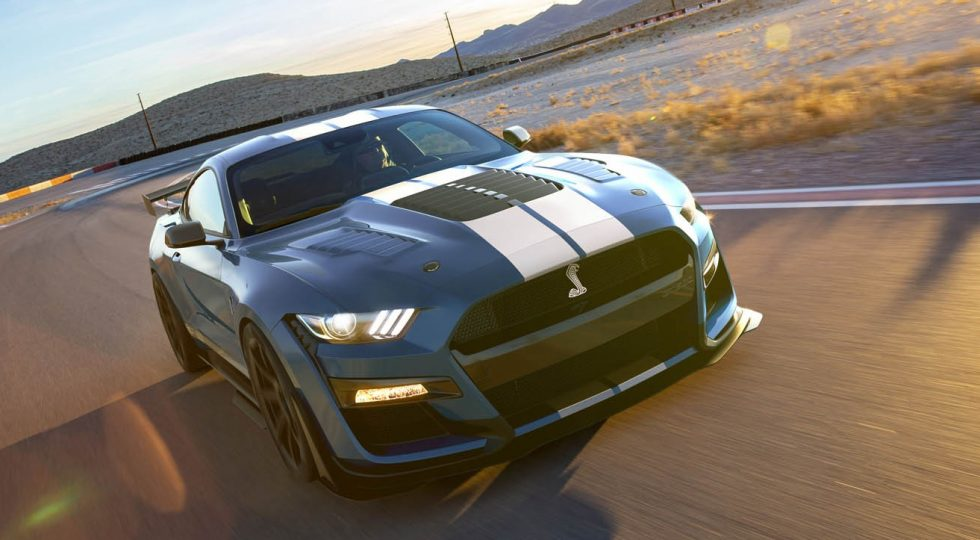 Shelby Mustang GT500 Signature Edition