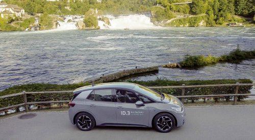 El Volkswagen ID.3 supera los 530 kilómetros de autonomía en carretera