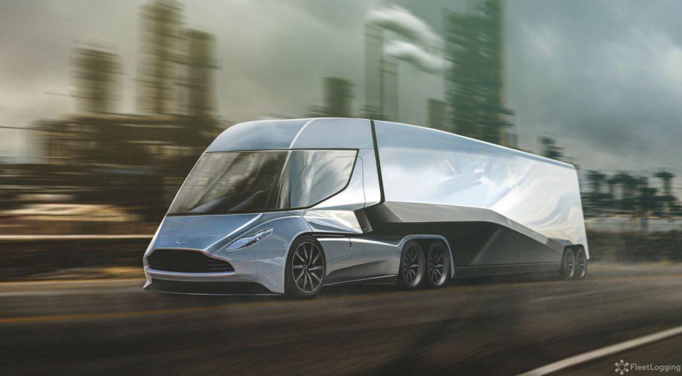 Aston Martin camiones