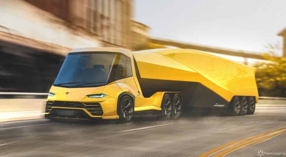 Lamborghini camiones
