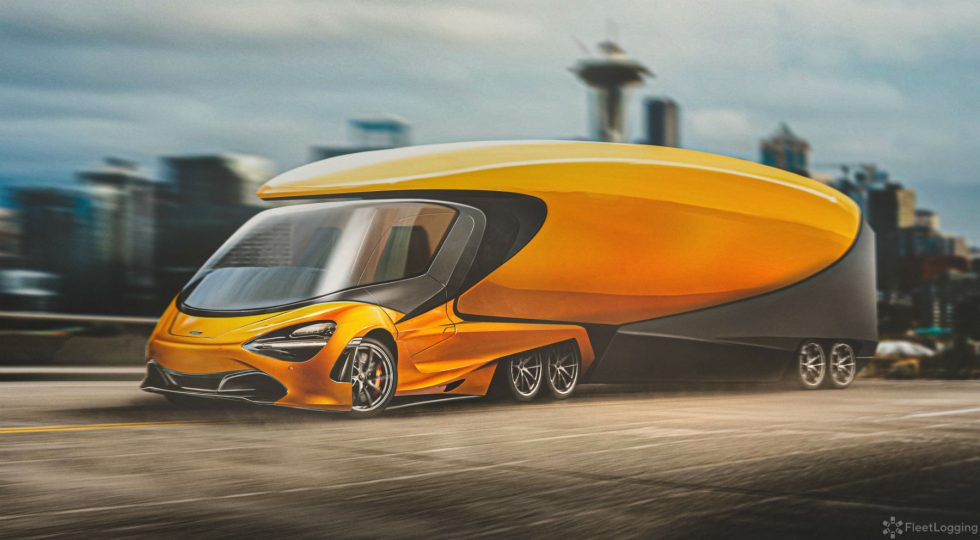 McLaren camiones