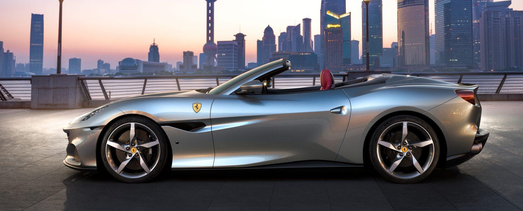 Portofino M Ferrari
