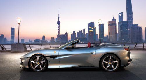 Ferrari potencia el Portofino, su descapotable de ensueño