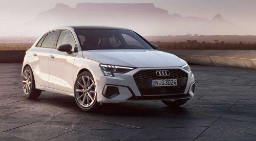 El Audi A3 estrena una versión limpia movida por gas