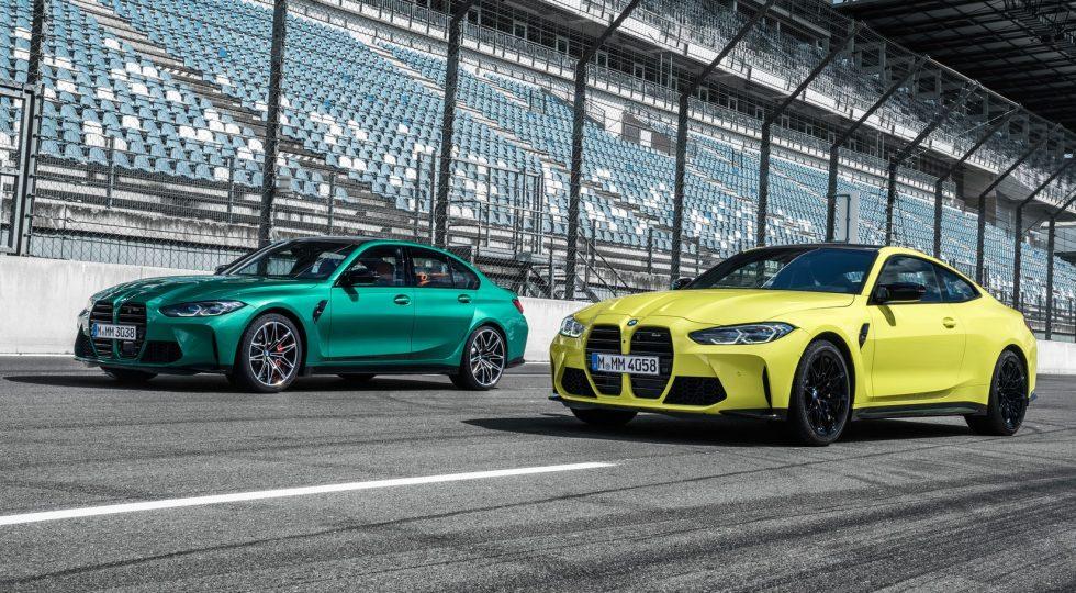 BMW M3 y M4 2021