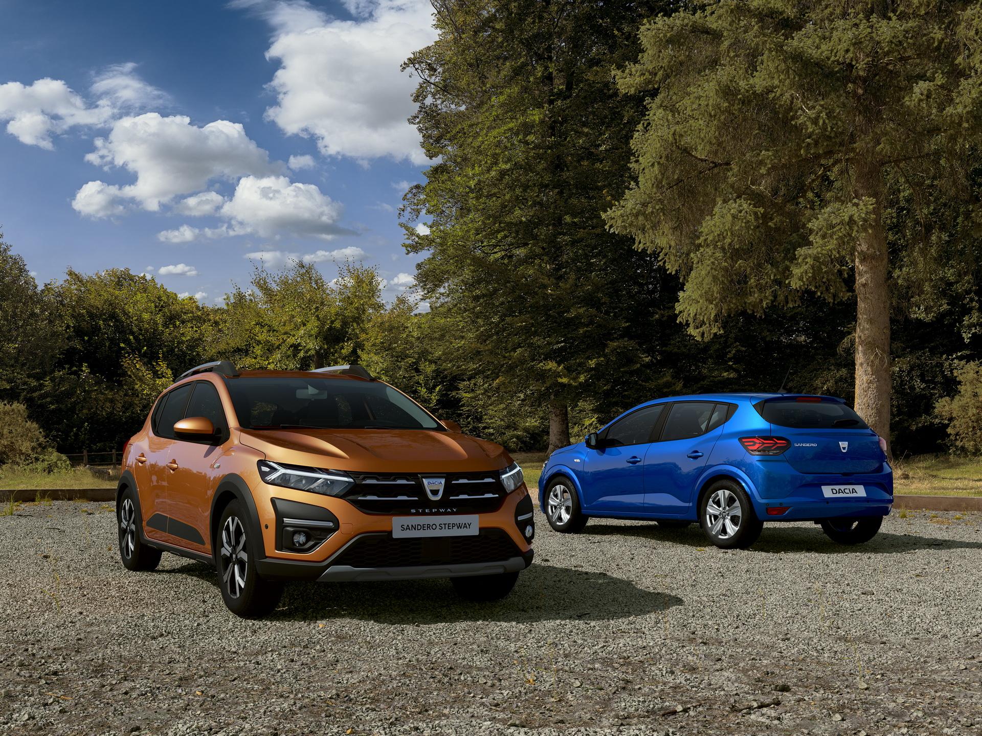 Dacia Sandero y Logan