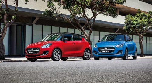 El Suzuki Swift recibe más equipamiento y renueva sus motores