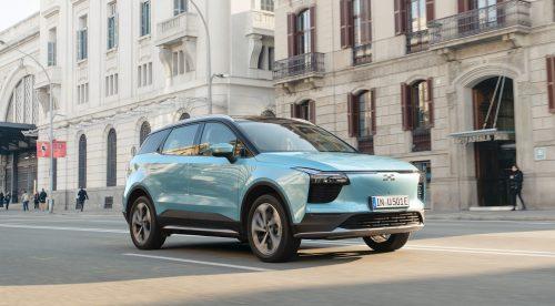 El SUV eléctrico chino Aiways U5, ya a la venta en Europa por 35.000 euros