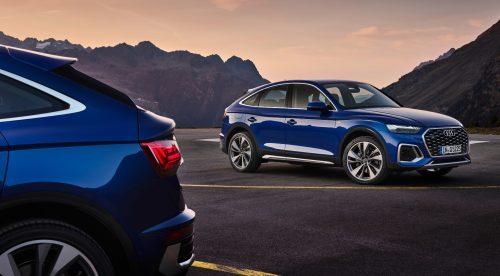 El Audi Q5 estrena la versión Sportback y se convierte en un SUV de línea cupé