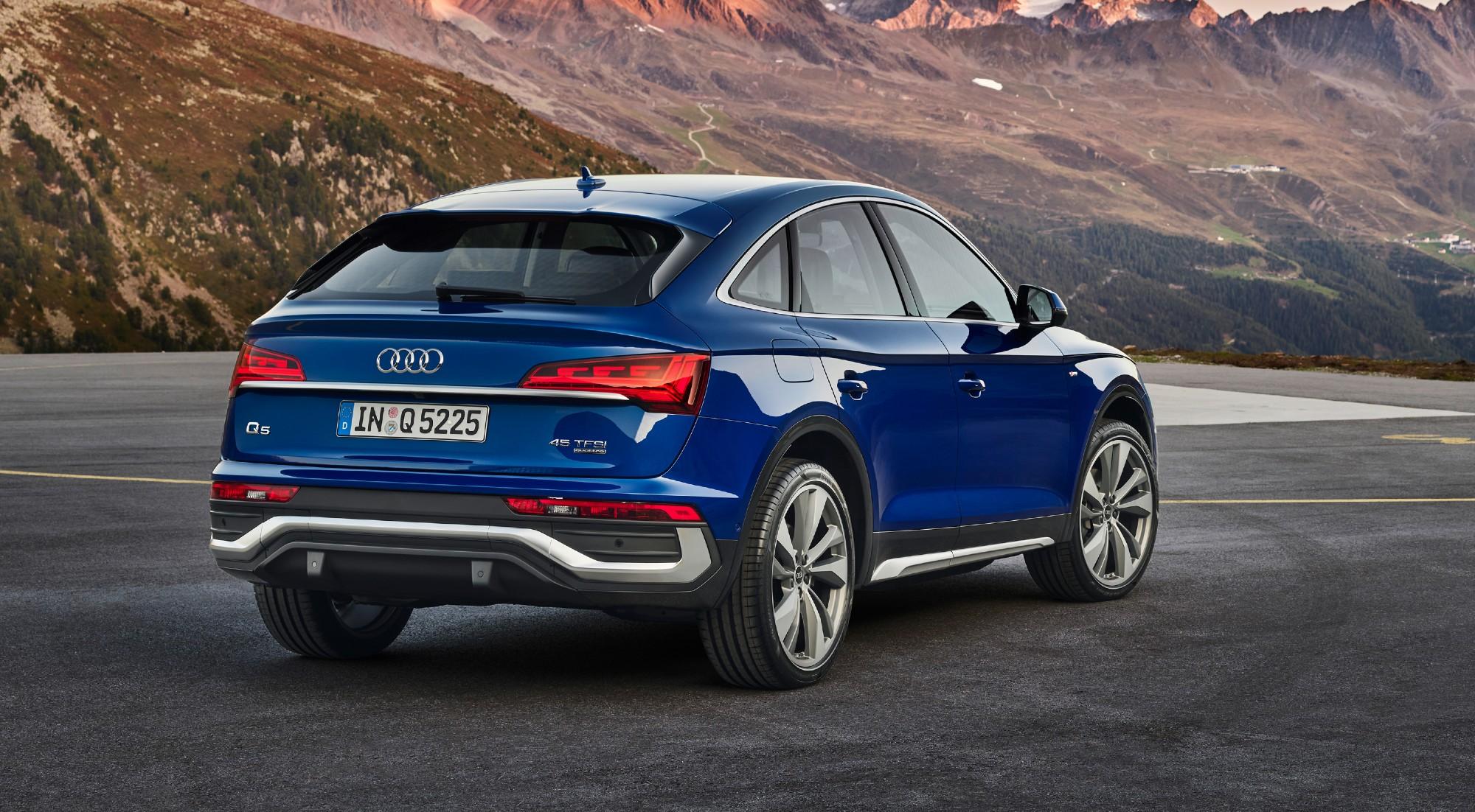 La nueva figura del Audi Q5 Sportback