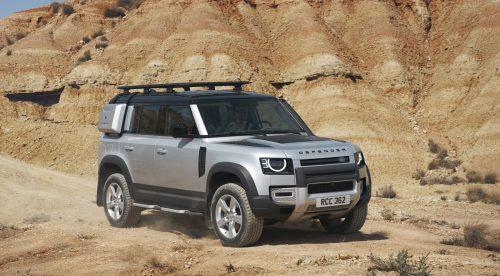 Land Rover Defender, un icono 4×4 que ahora vale también como familiar