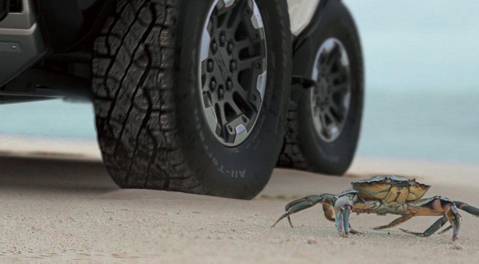 Hummer Crab Mode