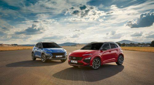 Más deportividad para el Hyundai Kona con un motor de 198 CV